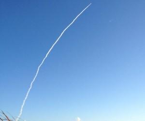 Space Coast Rocket Launch